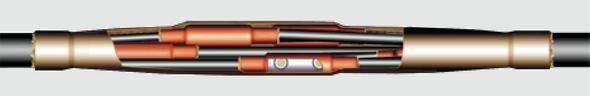 Муфта для водопогружного кабеля 4-6