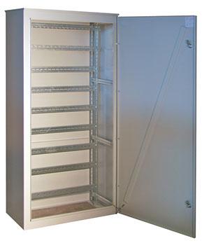 Шкафы цельносварные. ВРУ-1 корпус модифицированный