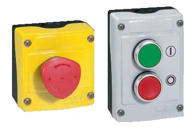 Посты кнопочные