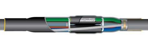 Муфта соединительная 5 ПСТБ-1 25-50 без соединителей